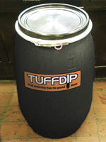 100 litres Selffdip plastic drum (in 120 ltr drum + removable lid)