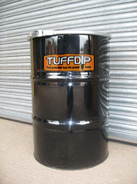 200 litre steel drum